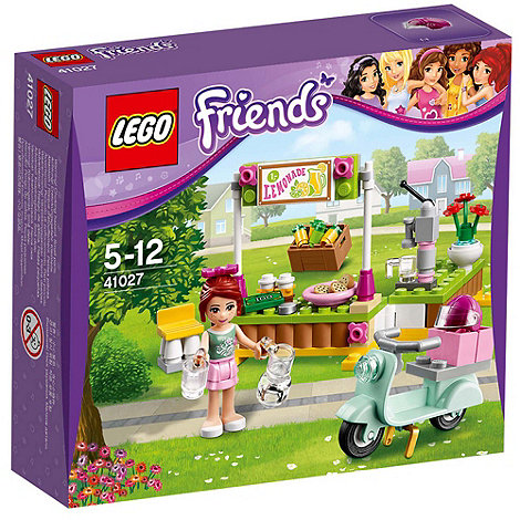 LEGO - Friends Mia+s Lemonade Stand - 41027