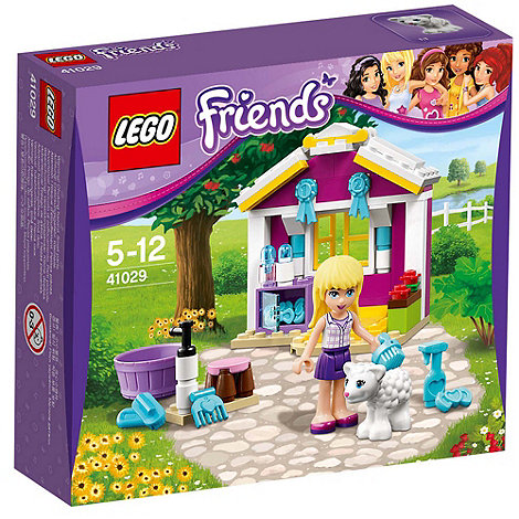 LEGO - Friends Stephanie+s New Born Lamb - 41029