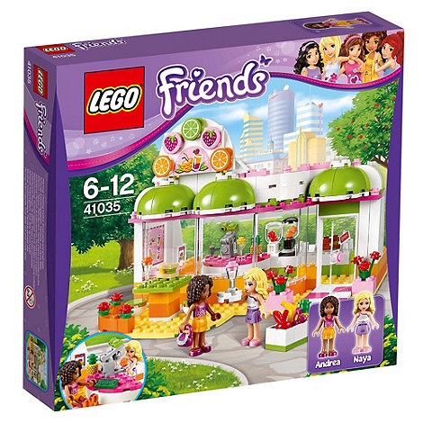 LEGO - Friends Heartlake Juice Bar - 41035