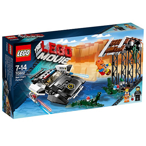 LEGO - Movie Bad Cop+s Pursuit - 70802