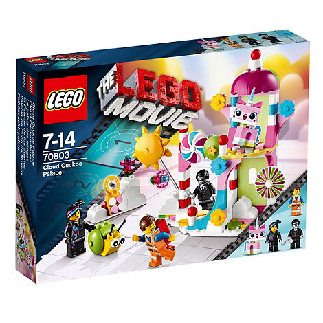 LEGO - Movie Cloud Cuckoo Palace - 70803