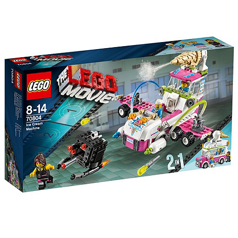 LEGO - Movie Ice Cream Machine - 70804