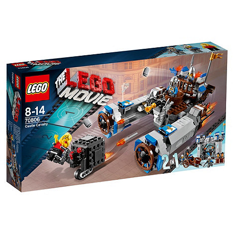 LEGO - Movie Castle Cavalry - 70806