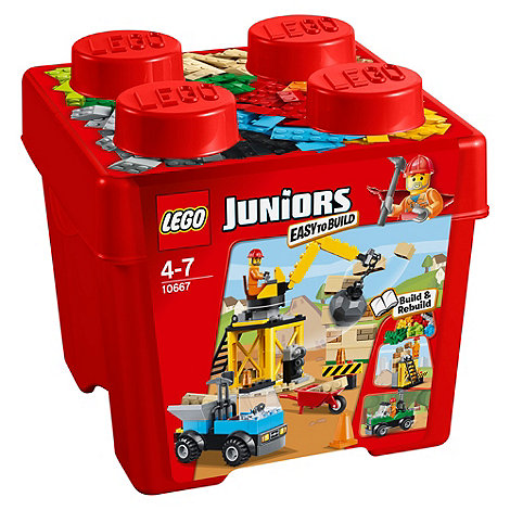 LEGO - Juniors Construction - 10667