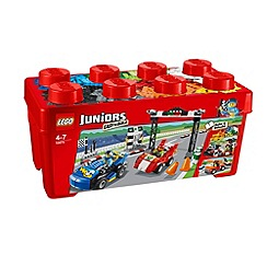 Lego - Juniors Race Car Rally - 10673