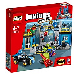 Lego - Juniors Batman: Defend the Batcave - 10672