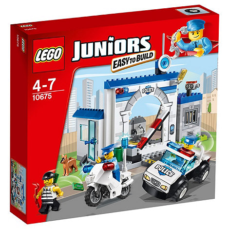LEGO - Juniors Police - The Big Escape - 10675