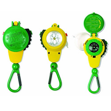 Backyard Safari - 3-in-1 Field Compass