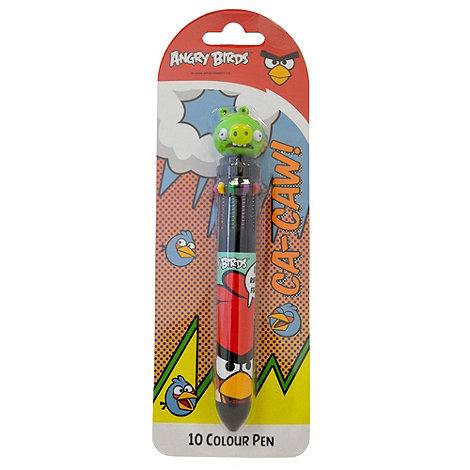 Angry Birds - 10 Colour Pen