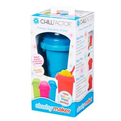 Chill Factor Slushy Maker (Colour Blast) - . -