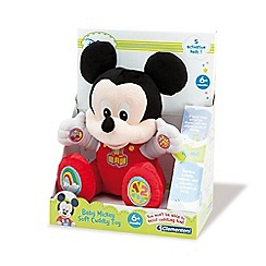 Disney - Baby Talking Plush Mickey