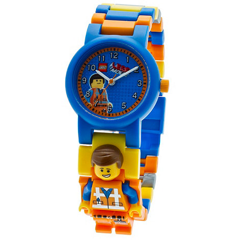 LEGO - Movie Emmet Minifig Watch