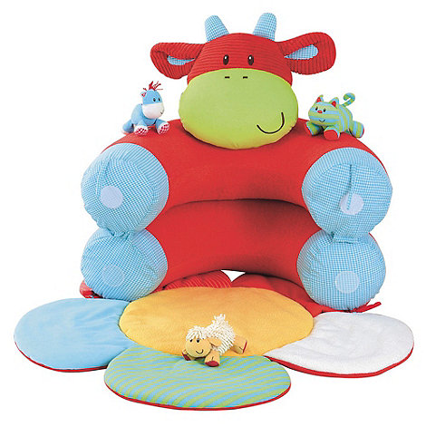 Early Learning Centre - Blossom Farm Clover Cow Sit Me Up Cosy