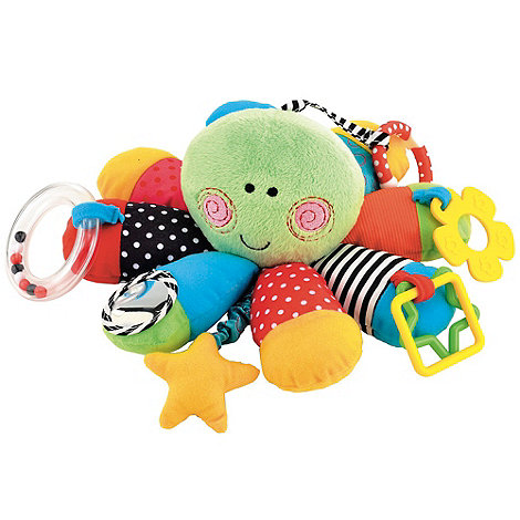 Early Learning Centre - Olly Octopus Sensory Plush