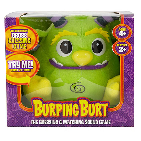 Imagination Games - Burping Burt Game