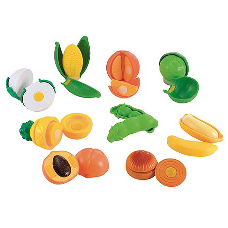 Early Learning Centre - Peelable Fruit & Veg