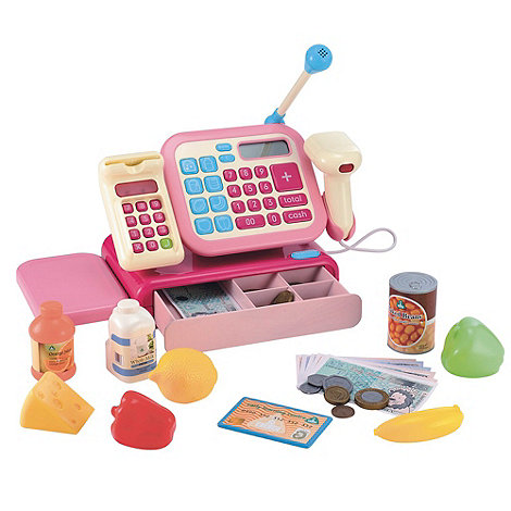 Early Learning Centre - Pink Cash Register