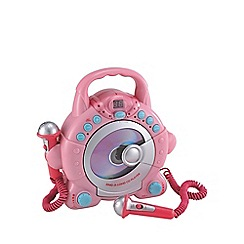 Early Learning Centre - Sing Along Cd Player - Pink