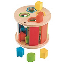 Early Learning Centre - Wooden Shape Sorter