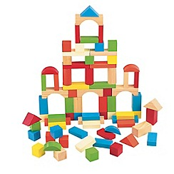 Early Learning Centre - Wooden Bricks Set