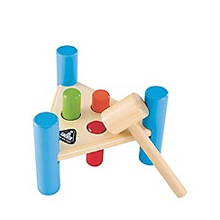 Early Learning Centre - Wooden Hammer Bench