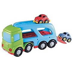 Early Learning Centre - Lights & Sounds Car Transporter