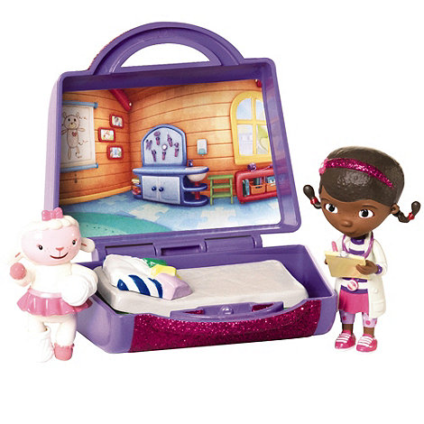 Doc McStuffins - Mini Clinic Playset