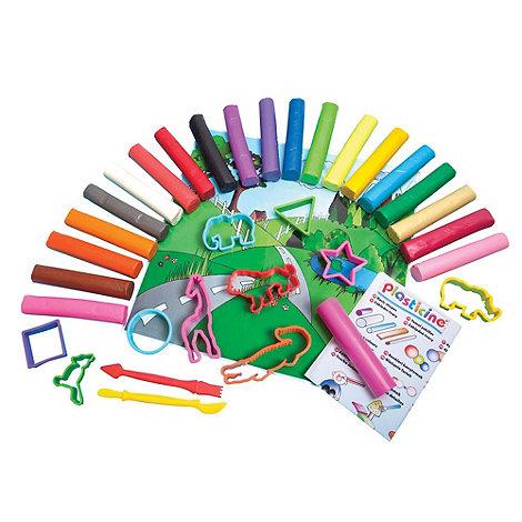 Flair Create - Plasticine Mega Pack