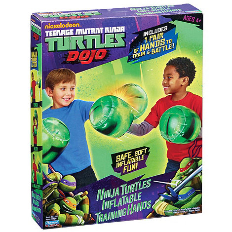 Teenage Mutant Ninja Turtles - Inflatable Training Hands