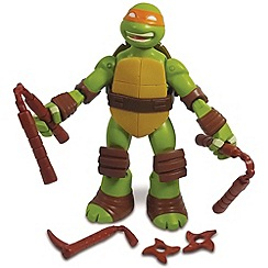Teenage Mutant Ninja Turtles - Action Figure Battle Shell Raph