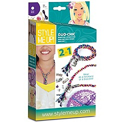 Style Me Up - Neckland And Bracelt Duo Set