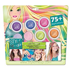 Style Me Up - Hair Chalk Multi Set