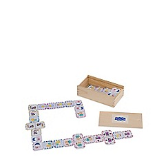 Peppa Pig - Wooden dominoes