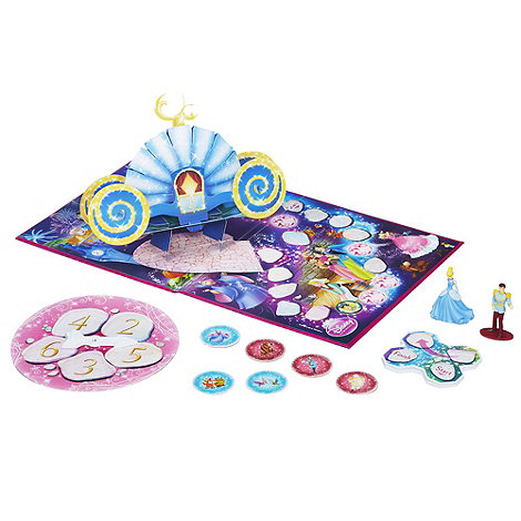 Disney Princess - Pop-Up Magic Cinderella's Coach Game