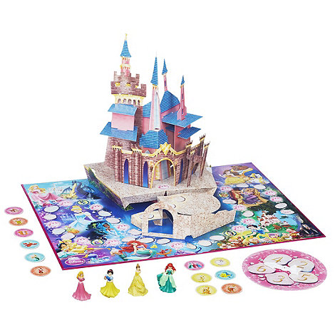 Disney Princess - Pop-Up Magic Castle Game