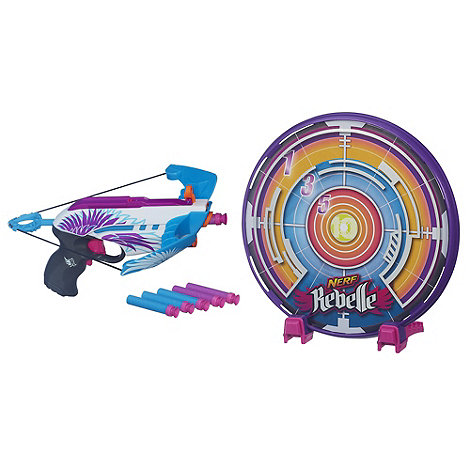 Nerf Rebelle - Star Shot Targeting Set