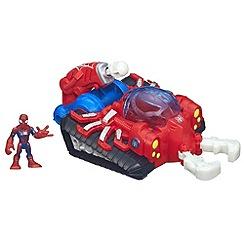 Playskool Heroes - Avengers Spiderman Track Set