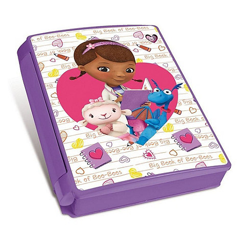 Doc McStuffins - Secret Check Up Diary