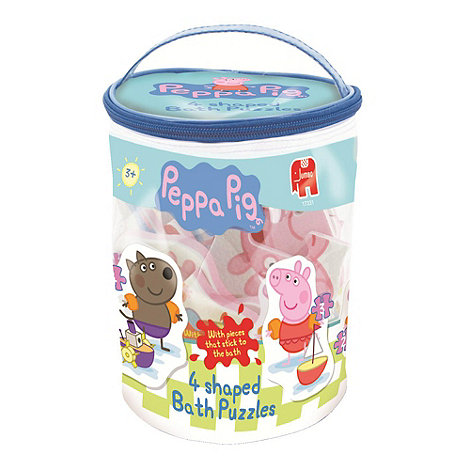 Peppa Pig - Bath Time Puzzle