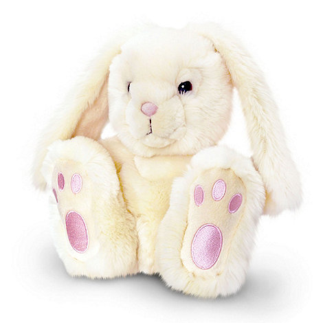 Keel - 35cm Patchfoot Rabbit - Cream