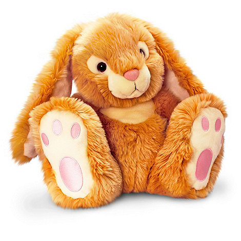 Keel - 35cm Patchfoot Rabbit - Brown