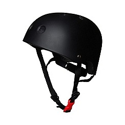 kiddimoto - Helmet 5 Years+ Matte Black