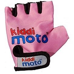 kiddimoto - Gloves 5 Years+ Neon Pink