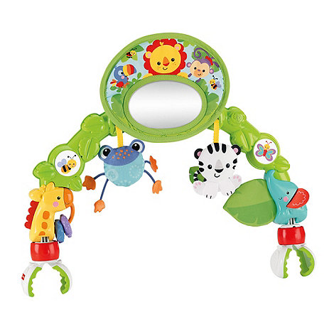 Fisher-Price - Deluxe Stroller Activity Center