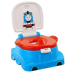 Thomas & Friends - Fisher-Price Thomas Railroad Rewards Potty