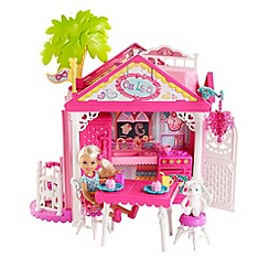 Barbie - Chelsea Doll's Clubhouse
