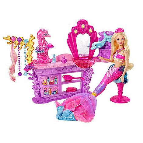 Barbie - Mermaid Salon Playset