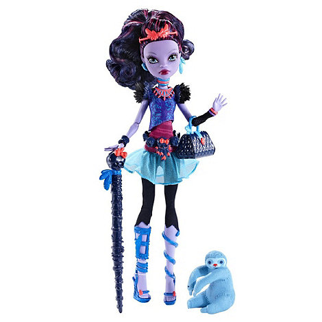 Monster High - Jane Boolittle Doll