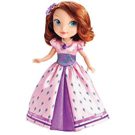 Disney Sofia the First - 10+ Basic New Fashion Doll