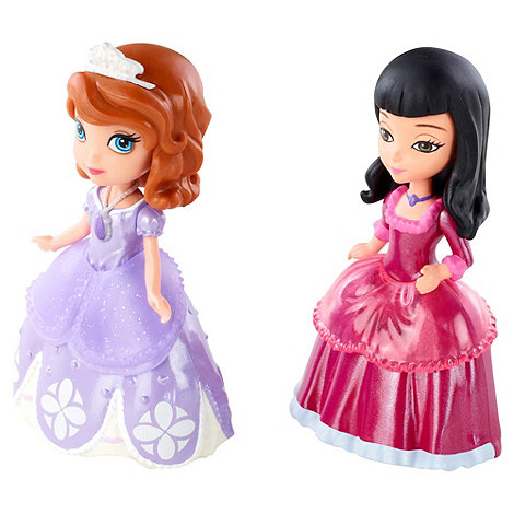 Disney Sofia the First - Sofia/Vivian Friends Pack